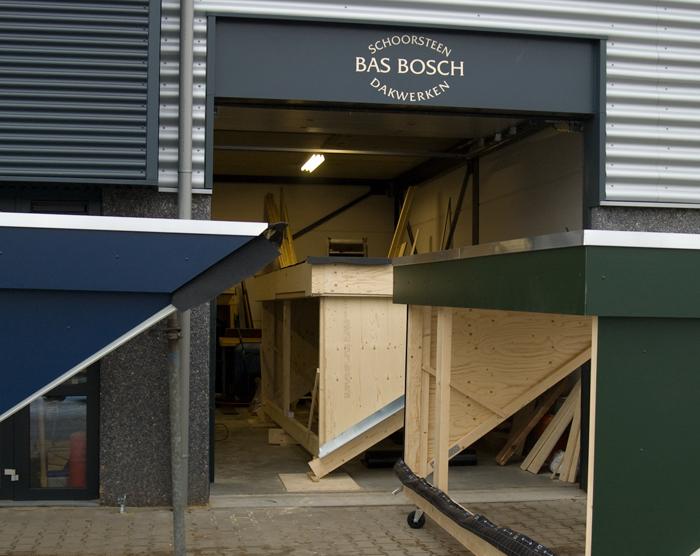 Een dakkapel laten plaatsen door Bas Bosch in de regio Venlo